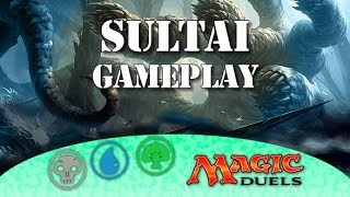 Sultai Gameplay