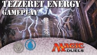 Tezzeret Energy Gameplay