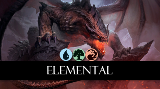 Elemental  Terror of the Peak