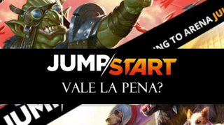 Magic Arena ITA - JumStart - Vale la pena?